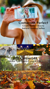 Camera4K Panorama, 4K Video and Perfect Selfie Screenshot