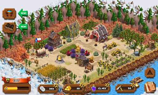 Goldrush: Westward Settlers! 2.4.9 screenshots 1