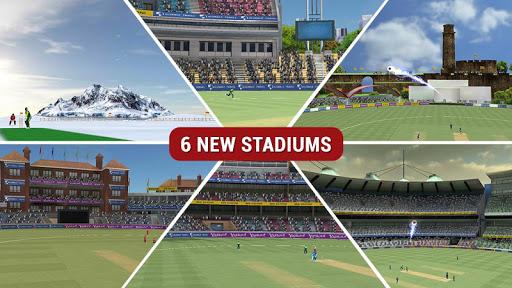 MSD: World Cricket Bash APK MOD (Astuce) screenshots 2