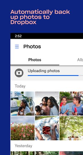 Dropbox: Cloud Storage, Photo Backup, File Manager  Screenshots 3