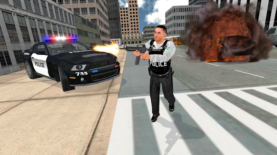 Cop Duty Police Car Simulator MOD APK 1.79 (Unlimited Money) 7