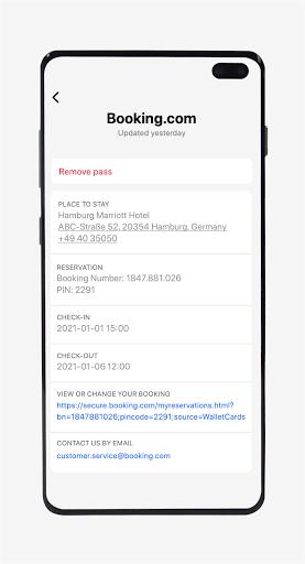 Wallet Cards | Digital Wallet | Passbook apktram screenshots 4