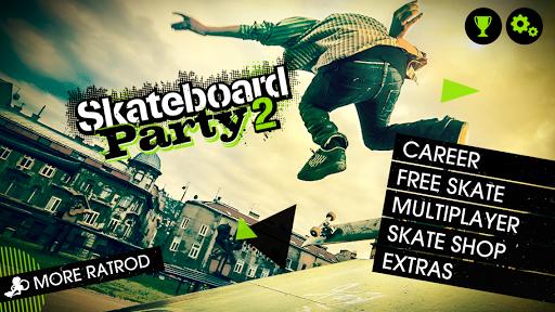 Skateboard Party 2 screenshots 2