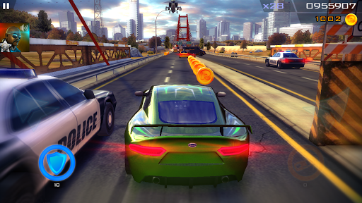 Redline Rush: Police Chase Racing 1.3.8 Screenshots 8