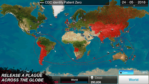 Plague Inc. 1.17.1 screenshots 10