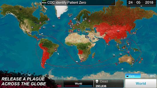 Plague Inc Mod Apk 10
