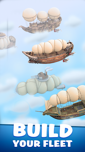 Sky Battleship - Total War of Ships 1.0.02 screenshots 2