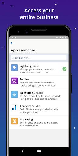 Salesforce 226.010.0 Screenshots 4