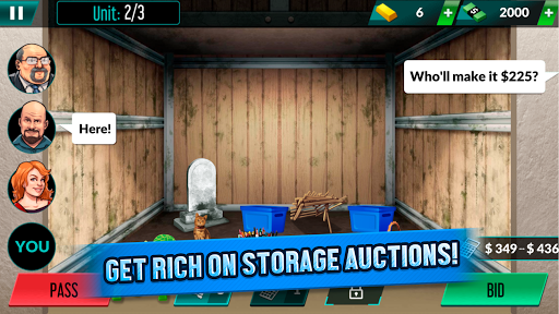 Bid Wars: Pawn Empire - Storage Auction Simulator apklade screenshots 1