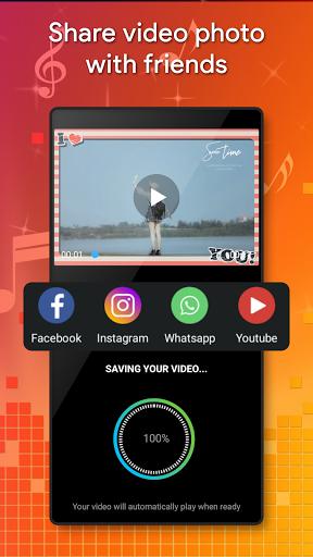 Video maker with photo & music 1.0.52 screenshots 6