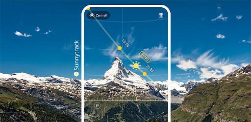 Sunnytrack – Sun Position, Shadows, Golden Hour .APK Preview 0