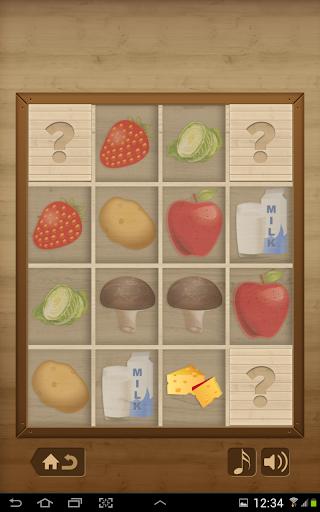 Kids Game u2013 Memory Match Food 3.0.1 Screenshots 11