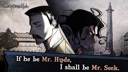 Jekyll & Hyde - Visual Novel, Detective Story Game https screenshots 1