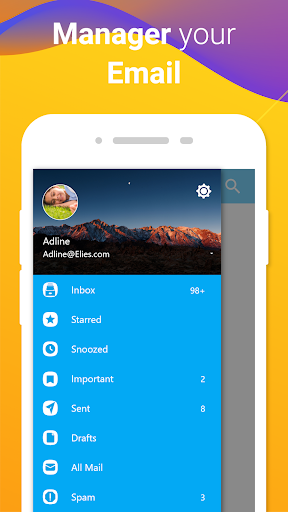Email - Fast & Smart email for any Mail 2.21.38_0128 Screenshots 3