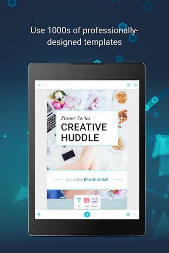 Business Card Maker android2mod screenshots 8