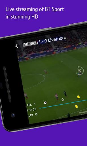 BT Sport  screenshots 1