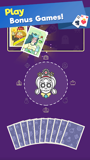 Theme Solitaire Tripeaks Tri Tower: Free card game screenshots 5