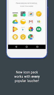 Icon Pack Mixer Pro Cracked APK 3