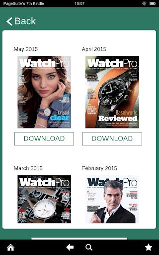 WatchPro 1.2 Screenshots 14