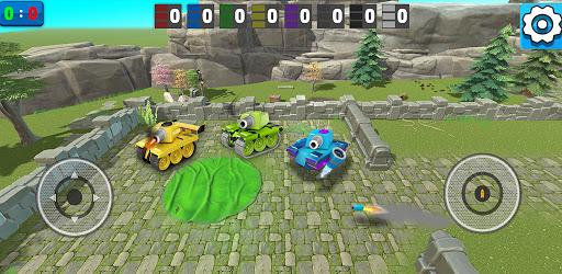 Tanks Zone screenshot 5