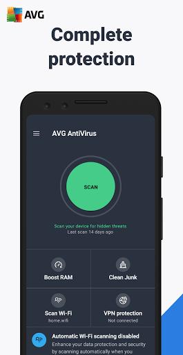 Download APK: AVG AntiVirus 2021 – Free Mobile Security v6.39.5 [Premium] [Mod]