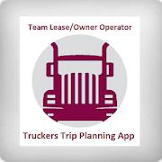 Truckers Trip Planning App (Team Owner Operators)
