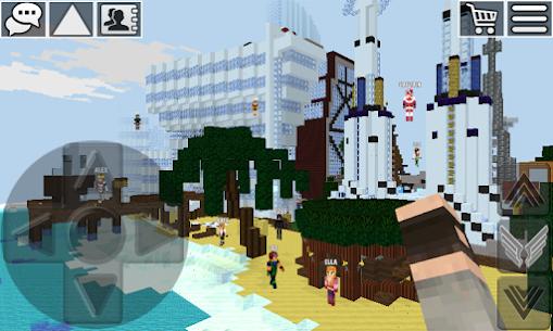 Ücretsiz WorldCraft  3D Block Craft Mini World Oyunları Güncel 2021** 3