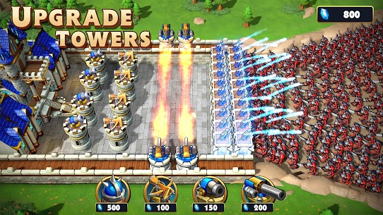 Lords Mobile APK MOD 2.61 (Unlimited Gems/Resources) 8
