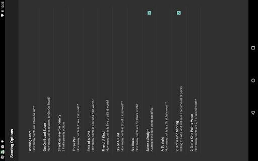 Farkle (OhFark) 2.0.40 screenshots 4