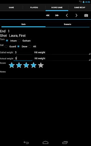 Curling Coach (Trial Version) 5.2.1 screenshots 14