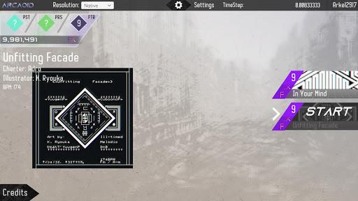Arcaoid  screenshots 2