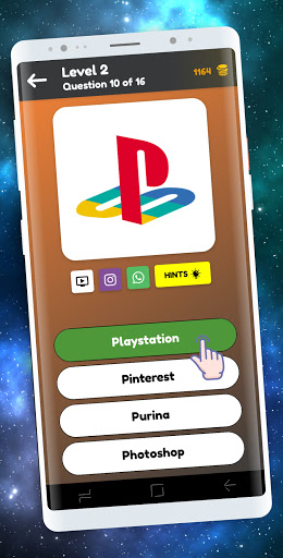 Quiz: Logo Game 2021, Multiple Choice Edition 1.2.6 screenshots 6
