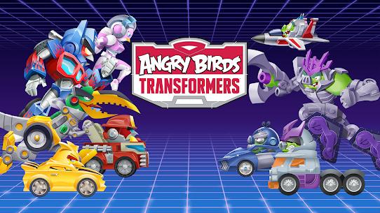 Angry Birds Transformers APK MOD HACK (Dinero Ilimitado) 5