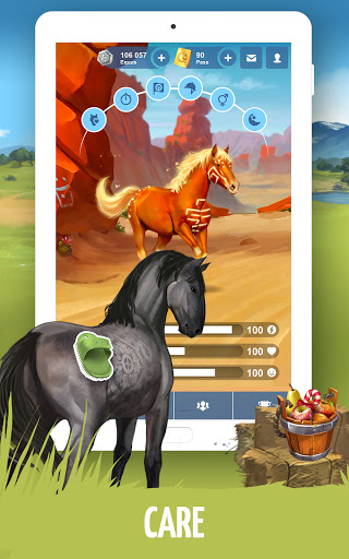 Howrse - free horse breeding farm game 4.1.6 screenshots 16
