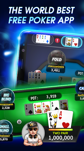 AA Poker - Holdem, Omaha, Blackjack, OFC  screenshots 1