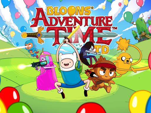 Bloons Adventure Time TD  screenshots 14