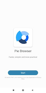 Pie Browser 1.1.3