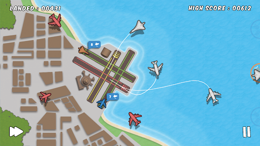 Planes Control - (ATC) Tower Air Traffic Control 3.0.5 screenshots 5