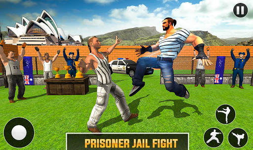 Grand Ring Battle: Fight Prisoner Karate Fighting apktram screenshots 1