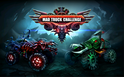 Mad Truck Challenge - Shooting Fun Race modavailable screenshots 20