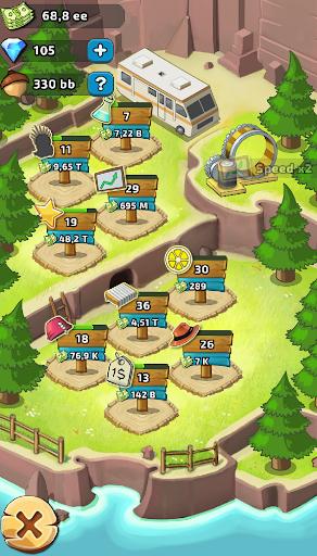Forest Clicker - 2021 new game offline 1.4.6 screenshots 8