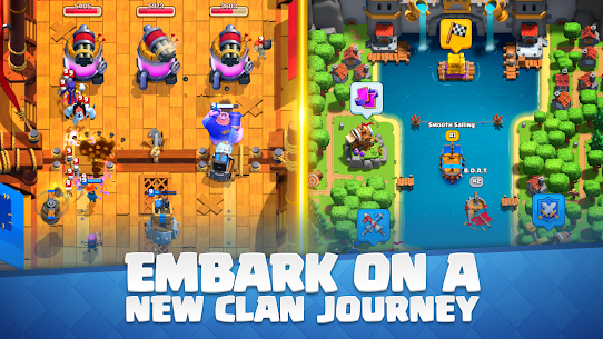 Clash Royale MOD APK (Unlimited Gold/Gems) 8