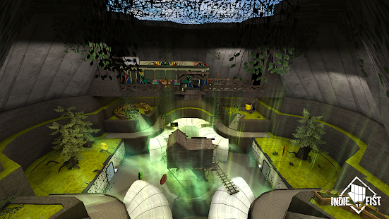 Smiling-X 2: Survival adventure horror in 3D World 1.7.5 Screenshots 5