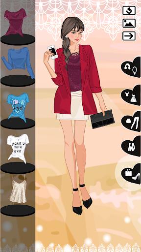 Autumn fashion game for girls 7.2 screenshots 8
