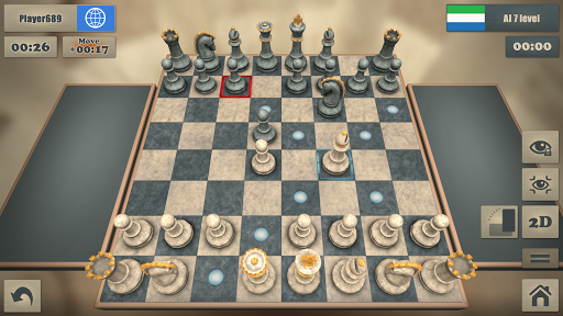 Real Chess apktreat screenshots 1