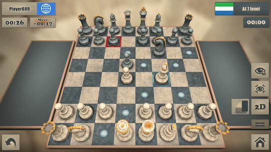 Real Chess Latest Mod APK 3.40 (Mod Apply) 1