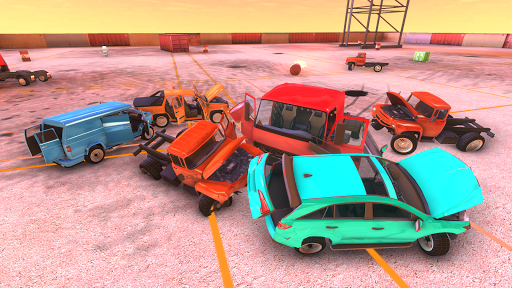 Demolition Derby Royale android2mod screenshots 2