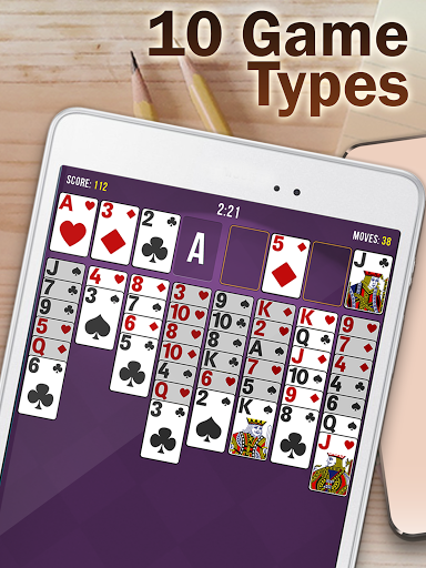 Solitaire Bliss Collection 1.4.1 screenshots 9