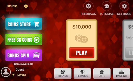 Three Card Poker 2.0.5 screenshots 11
