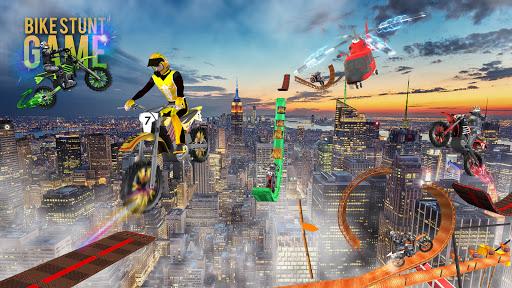 Bike Stunt Trick Master- Bike Racing Game 2021 screenshots 4
